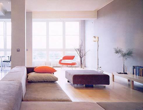 Дизайн интерьера. Минимализм в интерьере от «Anna Voron»