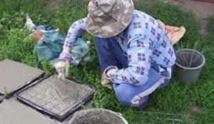 Изготовление тротуарной плитки в домашних условиях
