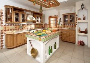 Какой пол лучше всего подходит для кухни