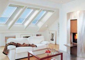 Постройка мансардной крыши