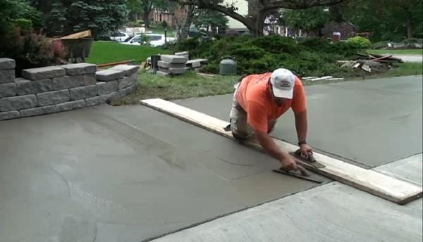 Преимущества бетонных полов