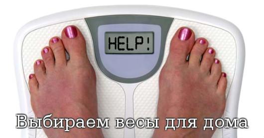 весы для дома